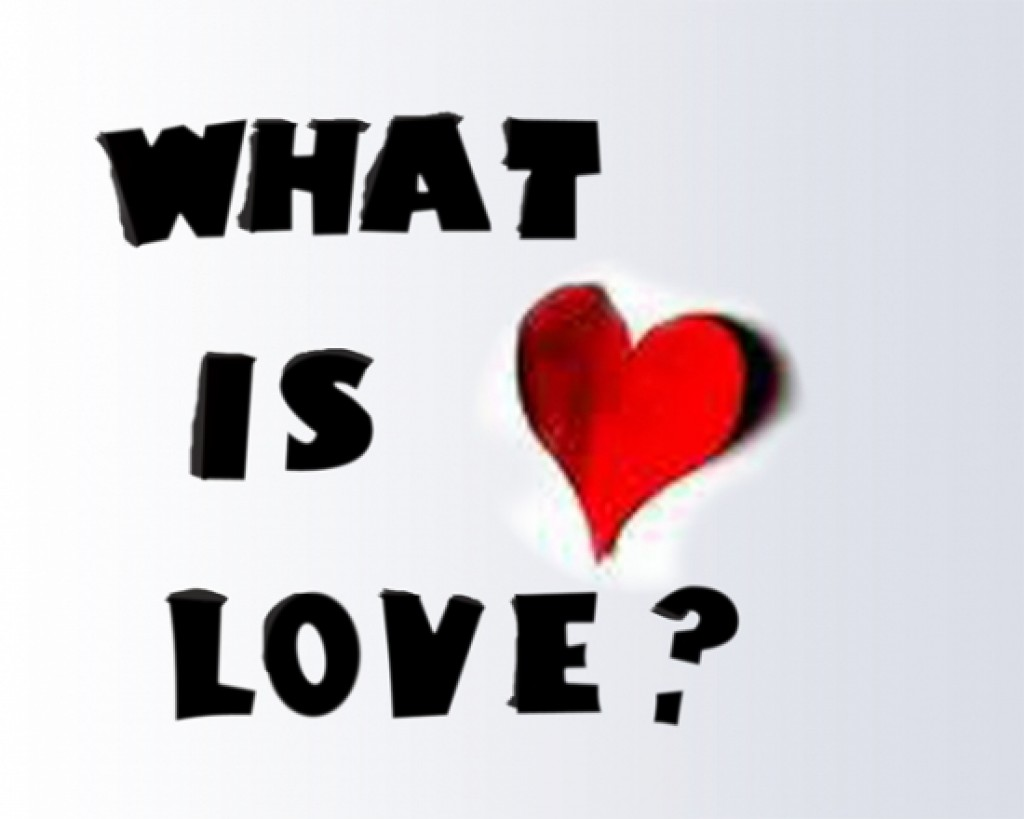 ماهو تعريف الحب بالنسبة لكم؟