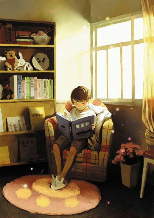 بيني وبين الكتب