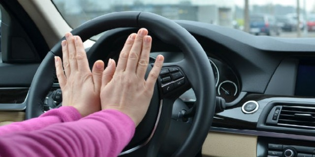 قيادة السيارة _ انتهى الدرس بسلام