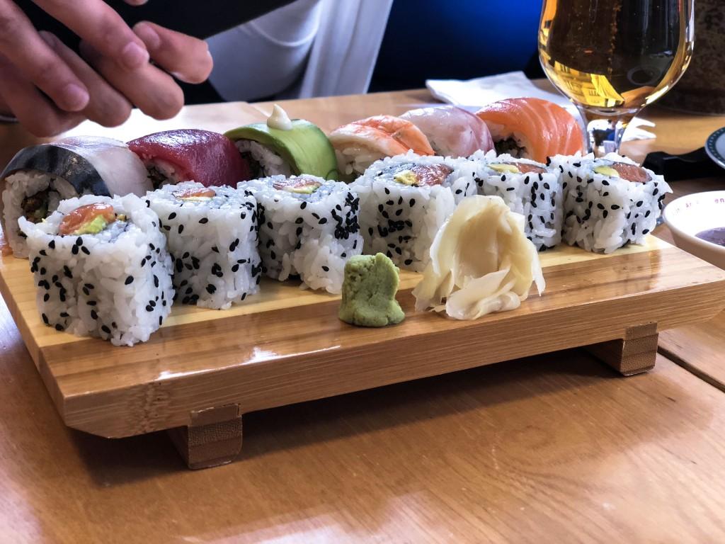 سوشي :sushi: