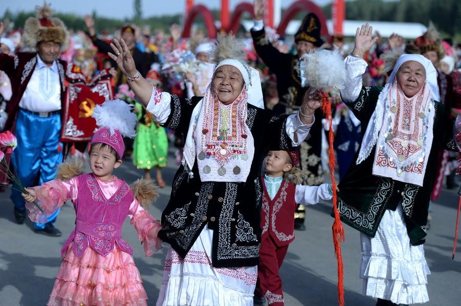 ثقافة قومية القازاق المحبة للحياة